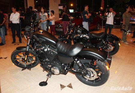 Harley-Davidson ra mat cac dong san pham 2016 tai Viet Nam - Anh 7