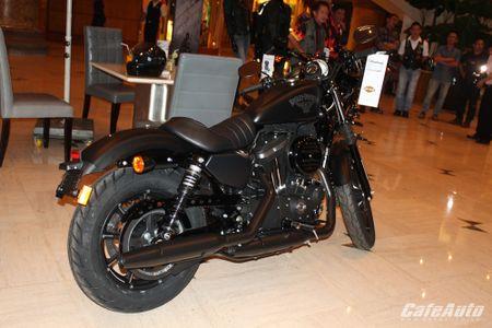 Harley-Davidson ra mat cac dong san pham 2016 tai Viet Nam - Anh 8