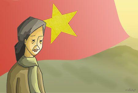 Vu che Quoc ca thanh 'Cen ca': Sao ho lai dua gion voi tinh yeu To quoc? - Anh 1