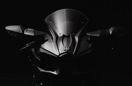 Lo dien sieu mo to Kawasaki Ninja H2 2016 voi mau moi - Anh 3