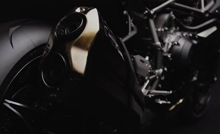 Lo dien sieu mo to Kawasaki Ninja H2 2016 voi mau moi - Anh 5