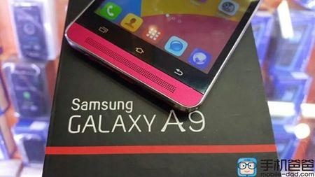 Lo anh Samsung Galaxy A9 voi camera truoc dang xoay - Anh 4