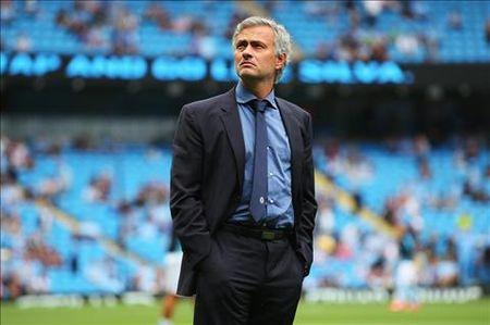 "Mourinho: ""Cho den thang 12 roi hay danh gia Chelsea"" - Anh 1"