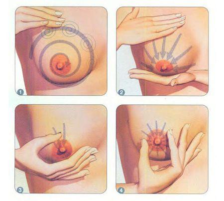 Loi ich tuyet voi cua viec massage nguc - Anh 2