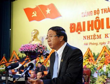 Tan bi thu Hai Phong Le Van Thanh: Thanh pho co gang hoan thien nhan su - Anh 1