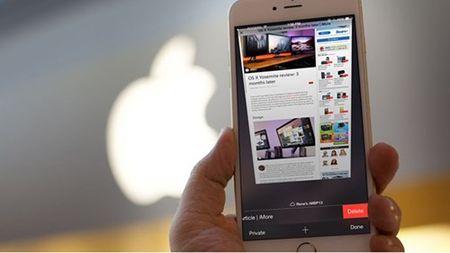 Nang cao trai nghiem duyet web tren iPhone - Anh 1