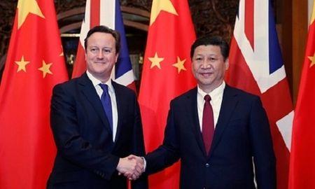"""Hua hen """"ki nguyen vang"""" cho quan he Trung- Anh - Anh 1"""
