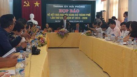 Ban thuong vu thanh uy Hai Phong thieu bon nguoi - Anh 1