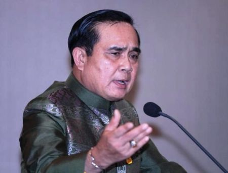 Thu tuong Thai-lan khang dinh de ngo kha nang tham gia TPP - Anh 1