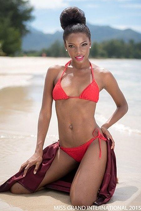 Nhung ung vien sang gia o Miss Grand International 2015 - Anh 8