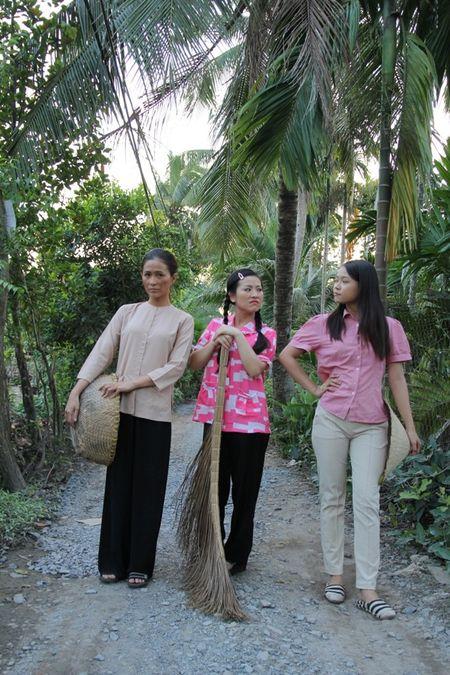 Tao hinh xau xi cua Thuy Trang trong phim moi - Anh 3