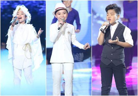 Huan luyen vien The Voice Kids danh gia Top 3 ngang suc - Anh 11