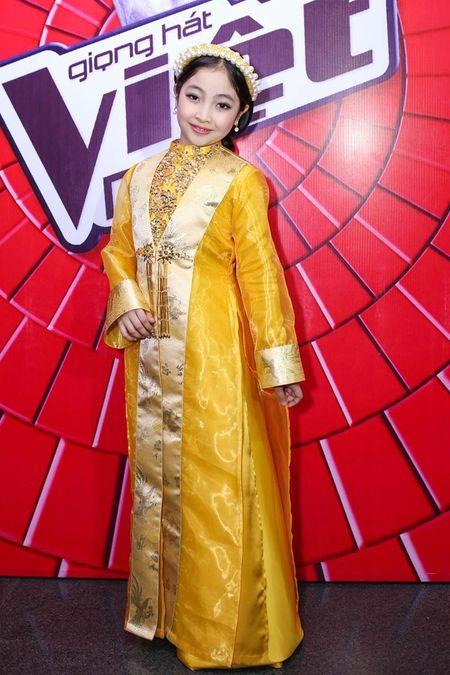 Huan luyen vien The Voice Kids danh gia Top 3 ngang suc - Anh 2