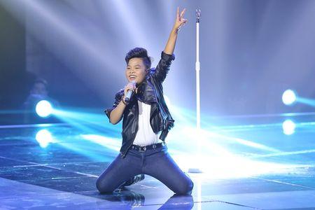 Huan luyen vien The Voice Kids danh gia Top 3 ngang suc - Anh 8