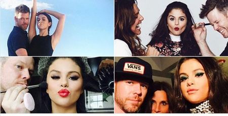Chuyen gia trang diem cho Selena Gomez, Katy Perry tu sat - Anh 2