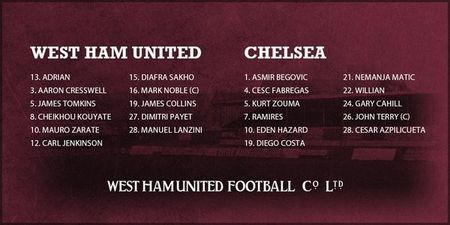 Chelsea thua West Ham 1-2 trong the tran mat nguoi - Anh 20
