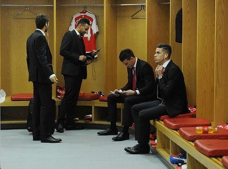 Arsenal 0-0 Everton (H1): Cech can pha thieu an toan - Anh 1