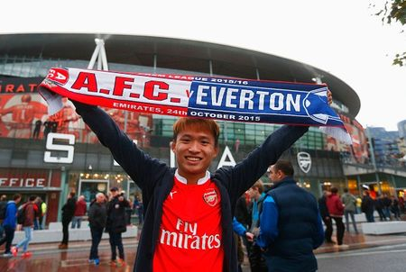 Arsenal 0-0 Everton (H1): Cech can pha thieu an toan - Anh 3