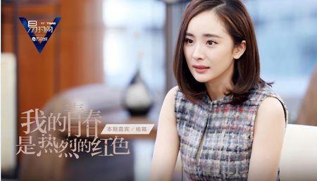 Duong Mich bi ghet nhat nhi showbiz Hoa ngu - Anh 1