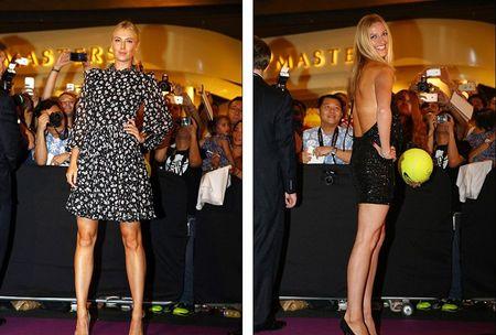Sharapova tao dang nhu sieu mau truoc them WTA Finals - Anh 4