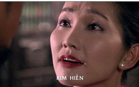 """Bat ngo voi nhung canh nong cua Hoa hau Trieu Thi Ha trong """"My Nhan"""" - Anh 2"""