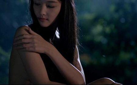 """Bat ngo voi nhung canh nong cua Hoa hau Trieu Thi Ha trong """"My Nhan"""" - Anh 5"""