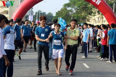 Hon 2.100 VDV tham du Hoi thao Sinh vien TP HCM lan thu 3 - Anh 2