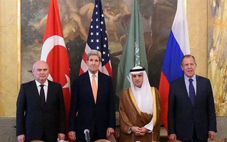 Cuoc gap 4 ben ve Syria: Nga phan doi ha be ong Assad - Anh 1