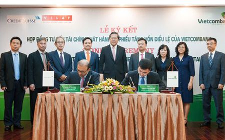 Credit Suisse cong bo tap trung von va nguon luc vao Viet Nam - Anh 1