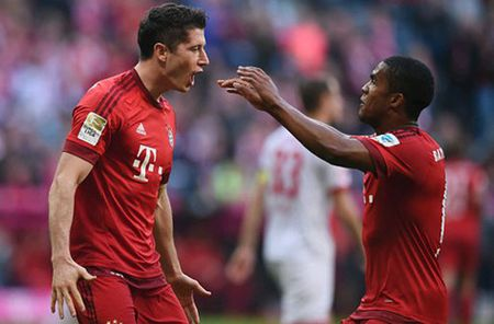 Clip: Bayern 4-0 FC Cologne - Anh 1