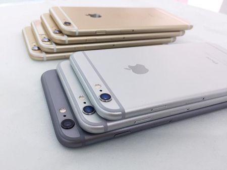 iPhone 6 xuong gia khien nhieu smartphone cao cap dieu dung - Anh 1