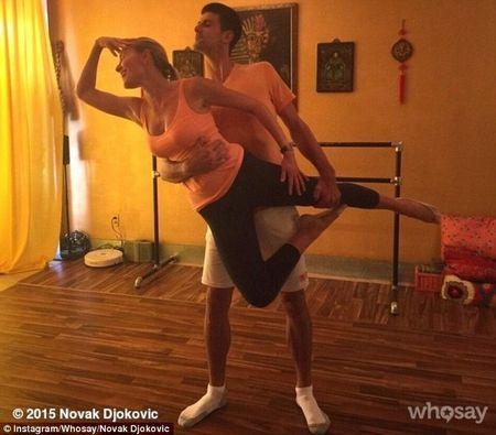 Nho dau Djokovic danh dau thang do? - Anh 3