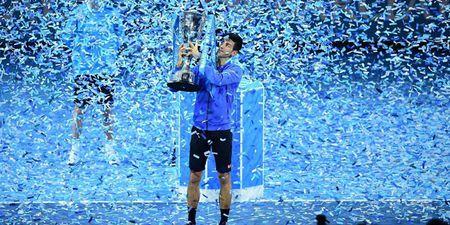 Nho dau Djokovic danh dau thang do? - Anh 4