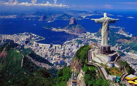 Brazil mien thi thuc cho du khach trong thoi gian Olympic 2016 - Anh 1