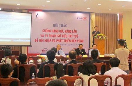 Chong hang gia: Cong dong phai chung tay - Anh 1