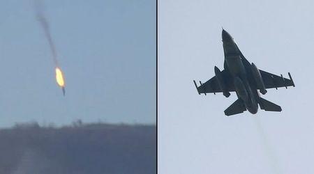 Thu tuong Tho Nhi Ky truc tiep ra lenh ban ha Su-24 Nga - Anh 1