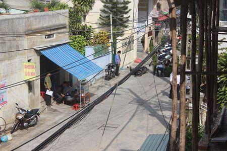 Da Nang: Sat thu bit mat ban trong thuong nguoi nuoc ngoai - Anh 1