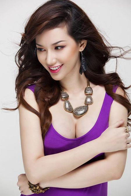 MC Quynh Chi chia se tuyet ky de da dep, dang sexy - Anh 1