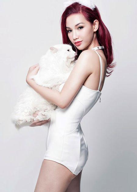 MC Quynh Chi chia se tuyet ky de da dep, dang sexy - Anh 2
