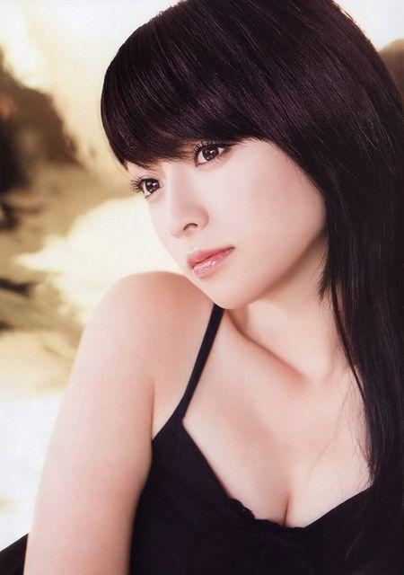 Top 10 my nhan co bo nguc hoan hao nhat Nhat Ban - Anh 9