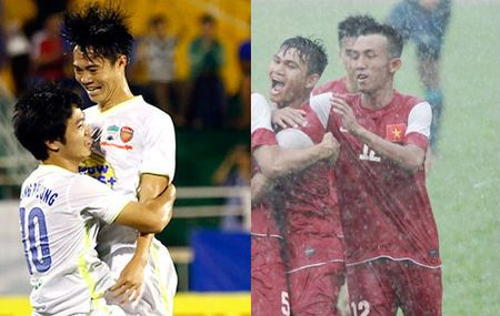 U21 Viet Nam 2-2 U21 HAGL: Dau an ca nhan - Anh 1