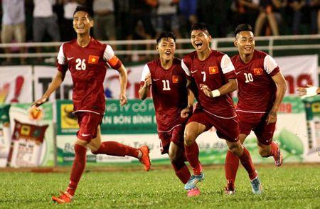18h00 ngay 26/11, U21 Viet Nam vs U21 HAGL: Doi manh hon se thang - Anh 1