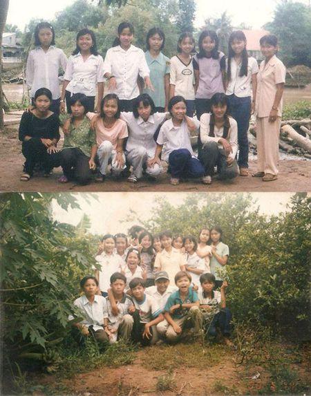"""Hanh trinh hoa than tu """"vit"""" thanh """"thien nga"""" cua ba xa vua ly hon Thanh Binh - Anh 5"""