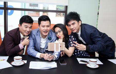 Cam Ly, Quang Dung tat bat tim kiem giong ca vang - Anh 1