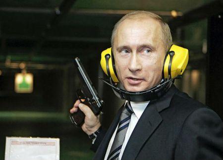 Chum anh Tong thong Putin trong vai tro Tong tu lenh - Anh 6