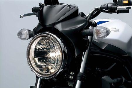"Suzuki SV650 se ""tai xuat giang ho"" vao nam 2016 - Anh 3"
