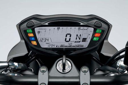 "Suzuki SV650 se ""tai xuat giang ho"" vao nam 2016 - Anh 5"