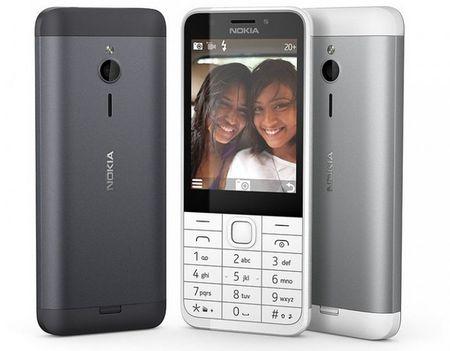 Nokia 230 vo nhom chinh thuc xuat hien - Anh 1