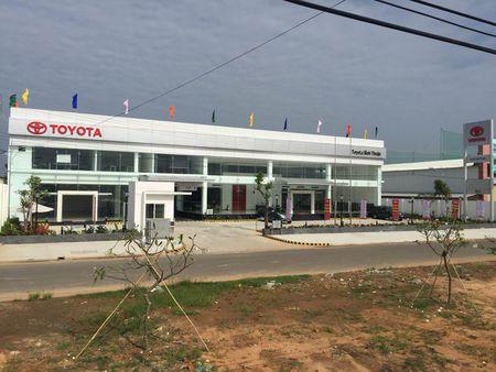 Toyota co co so moi tai Binh Thuan - Anh 1