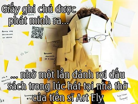 "Su that nhu dua ve cac phat minh ""vi dai"" trong lich su - Anh 7"